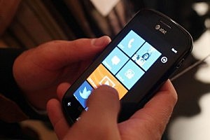 Microsoft CEO Steve Ballmer Unveils Windows Phone 7 At Open House