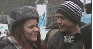 Homeless Man Finds Long-Lost Daughter Through Twitter (FT. IMAGE)