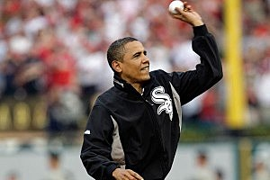 Barack Obama Won't Throw Out First Pitch at Washington Nationals Opener [VIDEOS]
