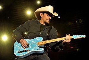 Win a Trip to West Palm Beach to See and Meet Brad Paisley