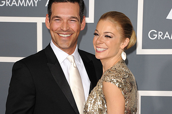Leann Rimes Ed Cibrian Married