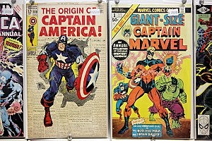 Man Dies, Leaves $1 Million Worth of Comic Books Behind