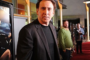 Nicolas Cage Arrested, Bailed Out by Dog the Bounty Hunter