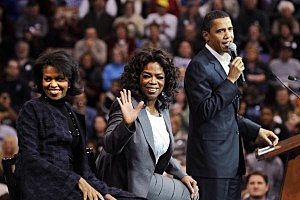 Oprah to Interview Barack, Michelle Obama on April 27