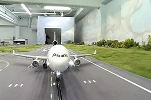 $5 Million German Model Airport Now Complete