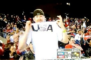 """Sports Fans Cheer bin Laden's Death With """"U-S-A!"""" Chant [VIDEO]"""