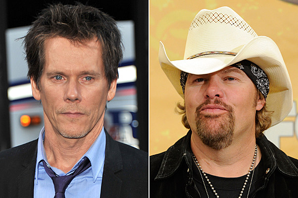 Celebrity Birthdays for July 8 – Kevin Bacon, Toby Keith and More