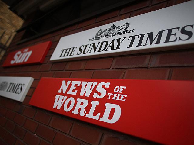 Rupert Murdoch's News of the World Is Shutting Down [VIDEO]