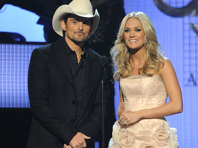 Brad Paisley and Carrie Underwood Return to Host 2011 CMAs