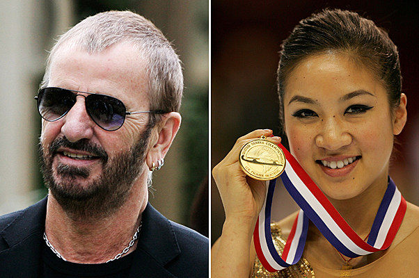 Celebrity Birthdays for July 7 – Ringo Starr, Michelle Kwan and More