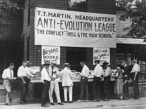 This Day in History for July 10 – Scopes Trial Begins and More