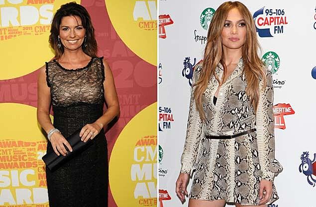 Shania Twain Rumored for 'American Idol' Judges' Table