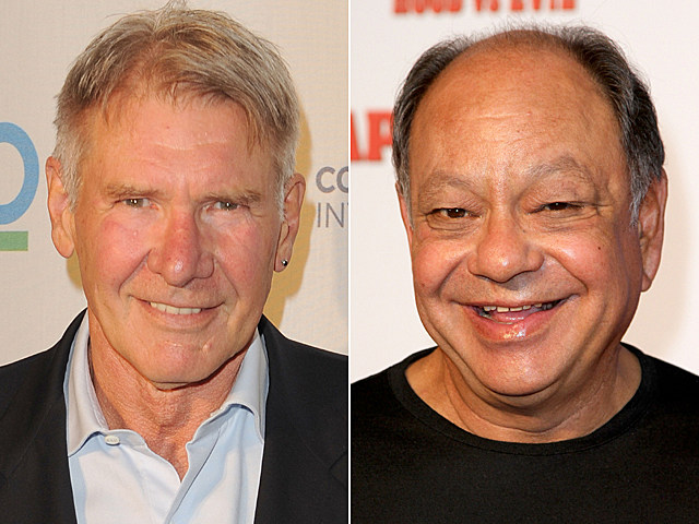 Celebrity Birthdays for July 13 – Harrison Ford, Cheech Marin and More