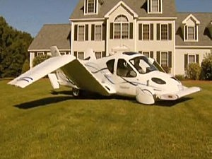 Flying Car Now One Step Closer to Reality [VIDEO]