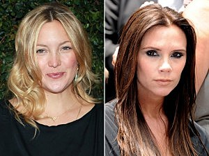 Hollywood Baby Boom: Kate Hudson and Victoria Beckham Give Birth