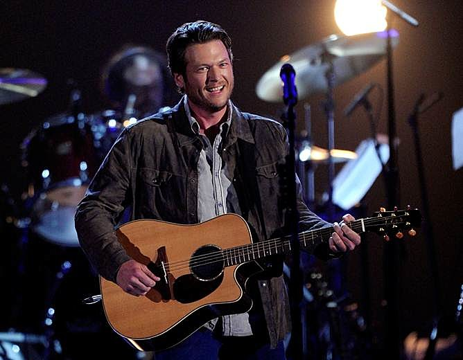 Enter for a Chance to See + Meet Blake Shelton