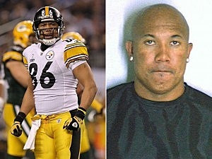 Pittsburgh Steelers Star Hines Ward Arrested for DUI