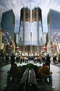 New York City Prepares For 10th Anniversary Of September 11 Attacks