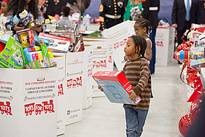 2015 Toys For Tots